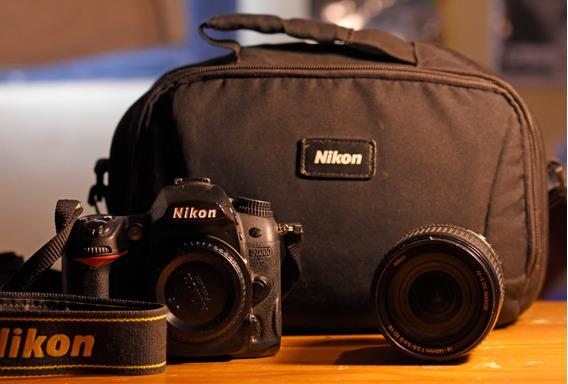 Cámara Reflex Nikon D7000