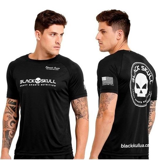 Camiseta Dry Fit Eduardo Corrêa - Black Skull Clothing