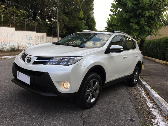 Toyota Rav4 2.0 4x2 At 2015 Oportunidade Unico Dono Baixa Km