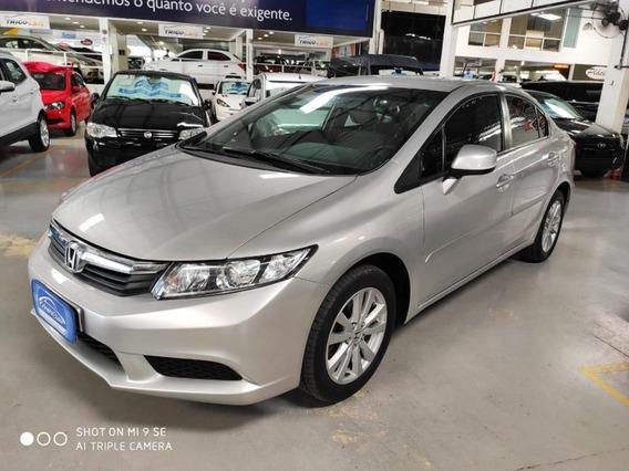 Civic 1.8 Lxs 16v Flex 4p Automático 93000km