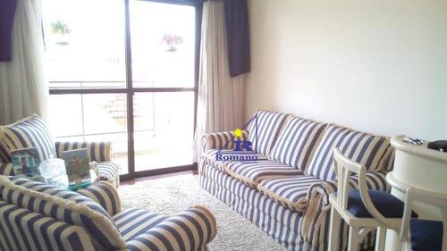 Apartamento Com 4 Dormitórios À Venda, 102 M² Por R$ 530.000,00 - Vila Santa Clara - São Paulo/sp - Ap4115