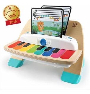 Piano Teclado Electrónico Hape Baby Einstein Didáctico +12m