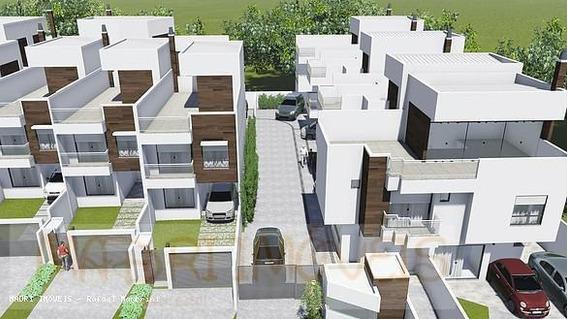 Casa Para Venda Em Curitiba, Bom Retiro, 3 Dormitórios, 1 Suíte, 3 Banheiros, 2 Vagas - 233