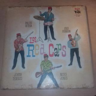 Los Red Caps - Vinilo Los Red Caps - P.ortega, J. Tedesco.