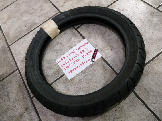 Pneu Maggion 100 80 17 52 S Twister Fazer (6956mg)
