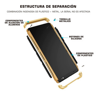 Xiaomi Mi 8se - Case Element Solace Funda Protector Carcasa