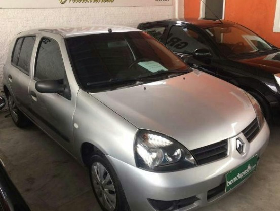 Clio 1.0 Campus 16v Flex 4p Manual Renault 2011