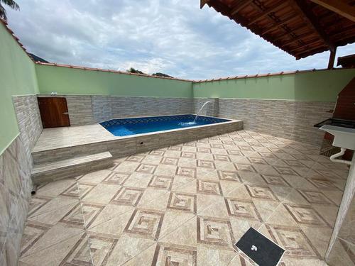 Casa A Venda No Baln. Pedreira - Mongaguá - Financie