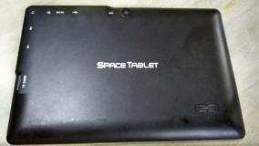 Tablet 7 Polegadas Space Br (defeito Vídeo) Preto