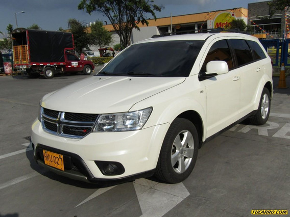 Dodge Journey Se At 7 Puesto