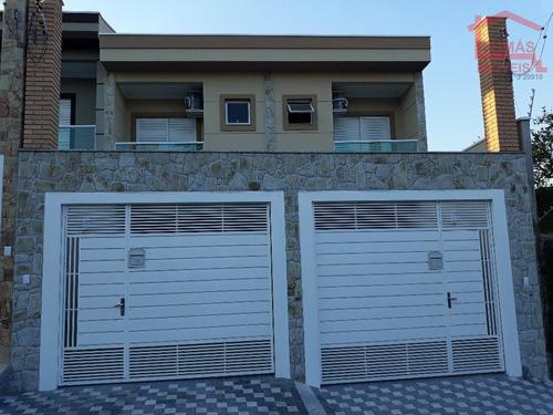 Sobrado Com 3 Dormitórios À Venda, 130 M² Por R$ 880.000,00 - Parque São Domingos - São Paulo/sp - So1629
