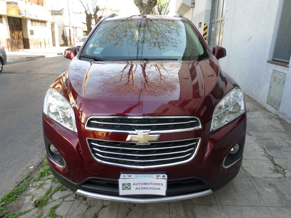 Chevrolet Tracker Ltz Mt `16