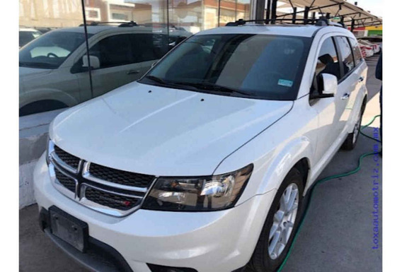 Dodge Journey 5p Rt V6/3.6 Aut