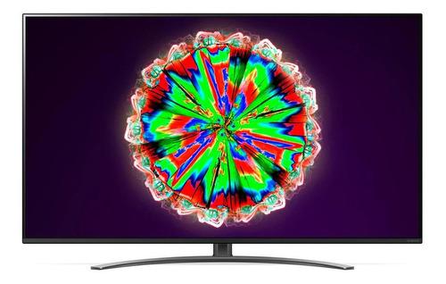 "Smart TV LG AI ThinQ 55NANO81SNA LED 4K 55"""