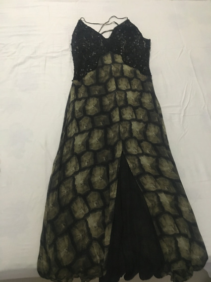 Vestido Seda