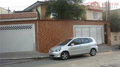 Sobrado Para Venda Em São Paulo, Parque Esmeralda, 3 Dormitórios, 1 Suíte, 5 Banheiros, 5 Vagas - So0308_1-1010196