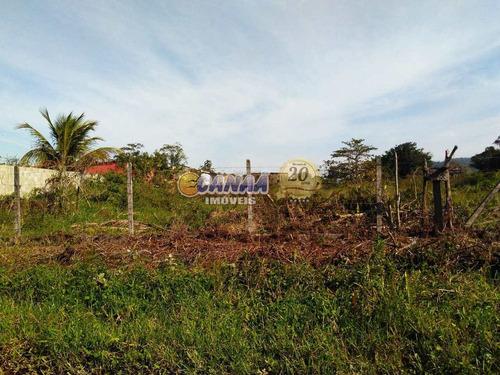 Terreno, Balneário Itaguai, Mongaguá - R$ 240 Mil, Cod: 7773 - V7773