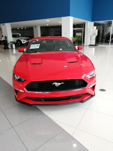 Mustang Ecoboost At 2.3l 2020