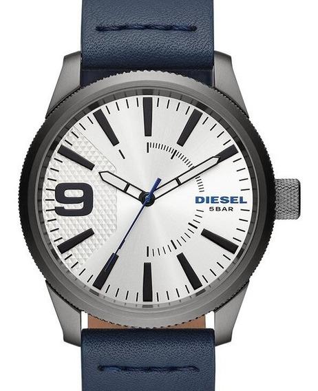 Relógio Diesel Masculino Couro - Dz1859