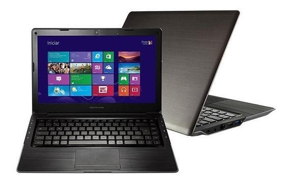 Notebook Positivo Ultra I3 4gb 500gb 14 *defeito Na Bateria