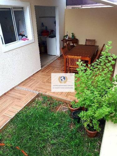 Casa Com 2 Dormitórios À Venda Por R$ 650.000,00 - Chácara Primavera - Campinas/sp - Ca1230