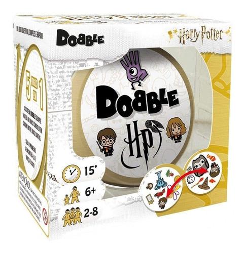 Imagem 1 de 5 de Dobble Harry Potter Jogo De Cartas Galápagos Jogos