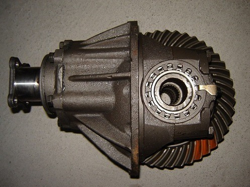 Imagen 1 de 6 de Diferencial Completo Chevrolet 5-90/nkr ( 7/43 )