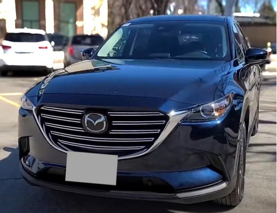 Gran Oportunidad - Mazda Cx9 2019 Full - Negociable