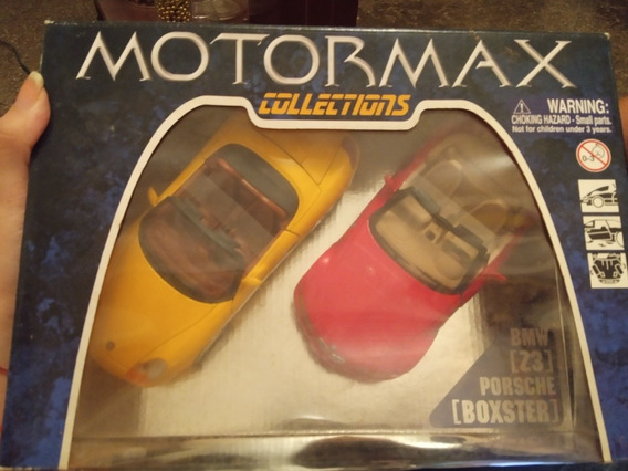 Carros De Colección Motormax