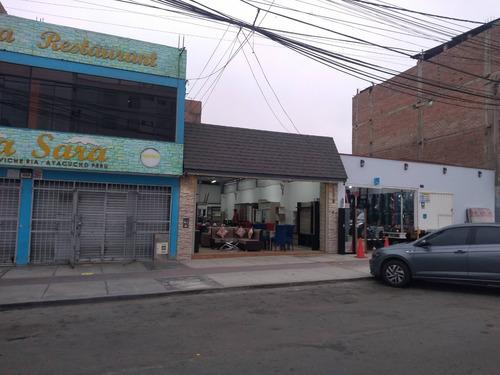 Imagen 1 de 4 de Venta Casa Local Comercial Almacen Con Negocio