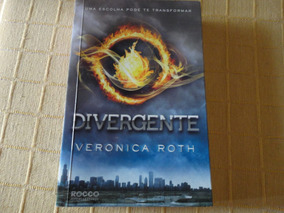 Livro Divergente Veronica Roth!!!!!!!!!!!!