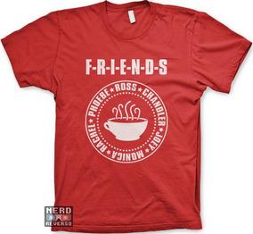 Camisetas Friends Ross Chandler Joey Monica Rachel Phoebe