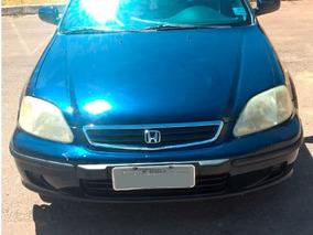 Honda Civic 99|2000 Automático - 2000 Lx