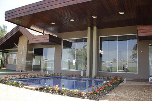 Terreno Em Condomínio Residencial Guatambu Park, Birigüi/sp De 0m² À Venda Por R$ 312.000,00 - Te82276