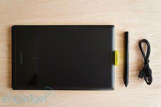 Tableta Wacom Bamboo Splash Pen , Muy Poco Uso, Como Nueva!