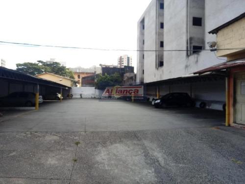 Terreno Para Alugar, 1000 M² - Centro - Guarulhos/sp - Ai17565