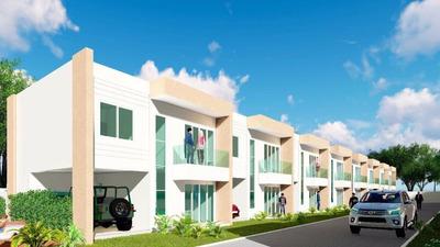 Casa Duplex Alto Padrão Com 3 Suítes, 115m², 2 Vagas - Ipitanga - Codigo: Ca0133 - Ca0133