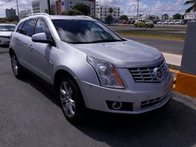 Cadillac Srx 3.6 Premium V6 6 Vel At 2013 Plata