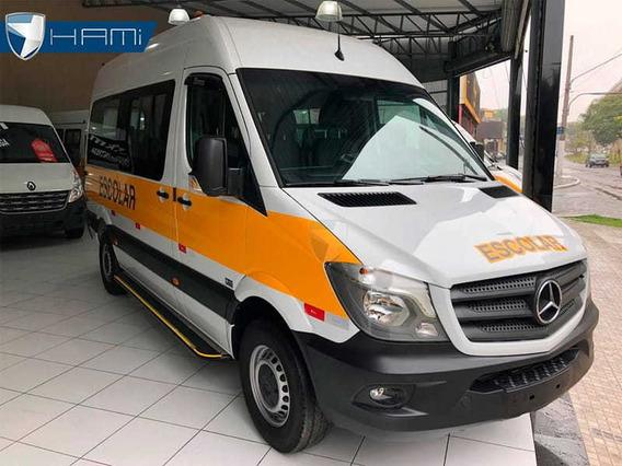 Mercedes-benz 415 Sprinter Escola Longa Teto Alto 20l 2