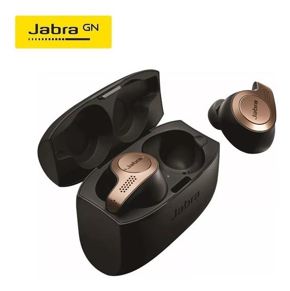 Fone Jabra Elite 65t Bluetooth Sem Fio