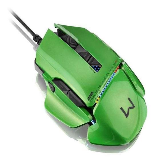 Mouse Multilaser Gamer Warrior 8200 Dpi - Mo247