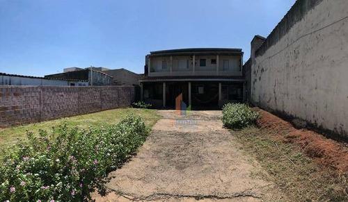 Casa Com 3 Dormitórios À Venda, 70 M² Por R$ 318.000 - Jardim Novo Horizonte - Hortolândia/sp - Ca0368