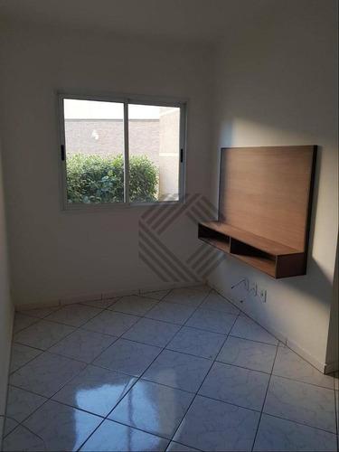 Apartamento Com 2 Dormitórios, 60 M² - Venda Por R$ 188.000,00 Ou Aluguel Por R$ 850,00/mês - Jardim Piratininga - Sorocaba/sp - Ap8435