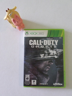 Call Of Duty Ghosts Xbox 360 Garantizado