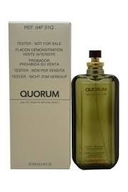 Perfume Masculino Importado Quorum By Antonio Puig 100ml Edt