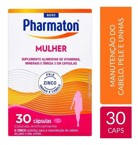 Pharmaton Mulher 30 Cápsulas