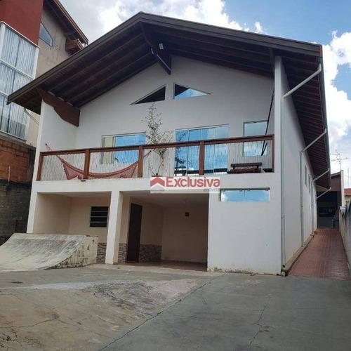 Casa À Venda, 310 M² Por R$ 742.000,00 - Jardim Ypê - Paulínia/sp - Ca1828