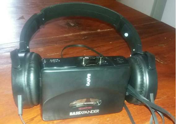 Walkman Sanyo/ Bassxpander