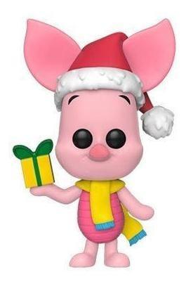 Funko Pop Disney: Disney Holiday - Piglet Navidad