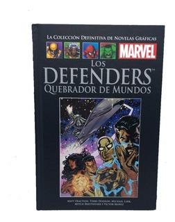 Novelas Gráficas De Marvel Nº 121 - Defenders